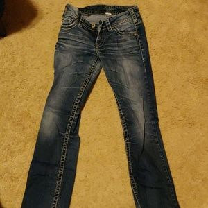 Silver Jeans boot cut jeans